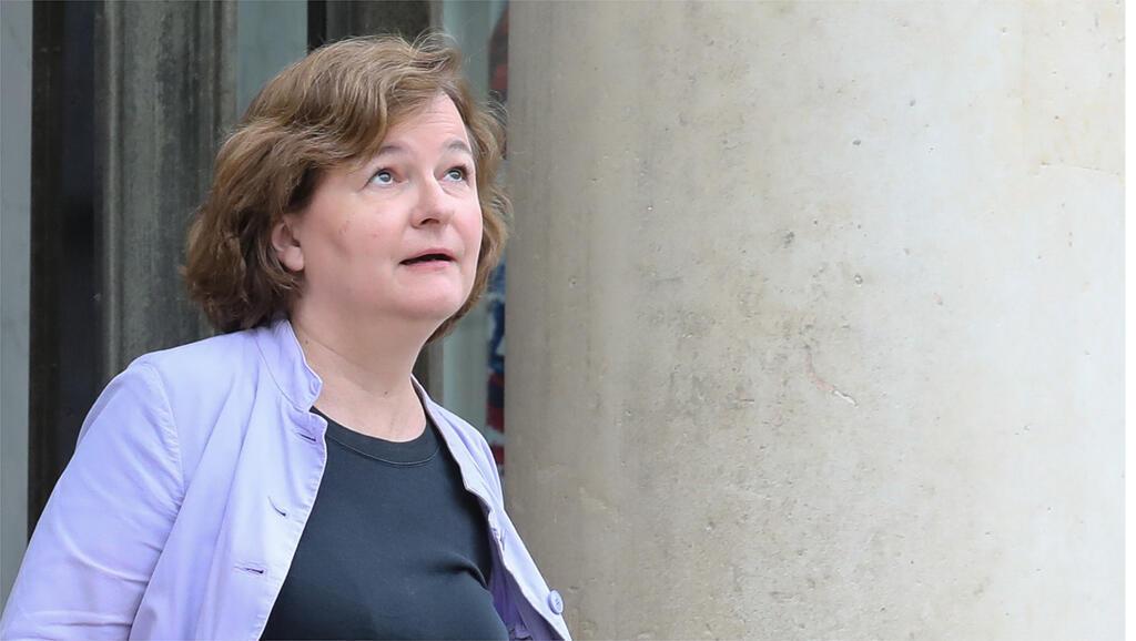 Nathalie Loiseau, à l'Elysée à Paris, le 12 juin 2018.