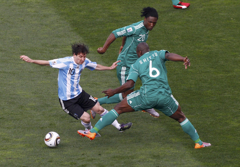 Bóng đá Nam Mỹ đang lên ngôi