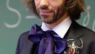 法国数学家,菲尔兹勋章奖获得者塞德里克·维拉尼(Cédric Villani)