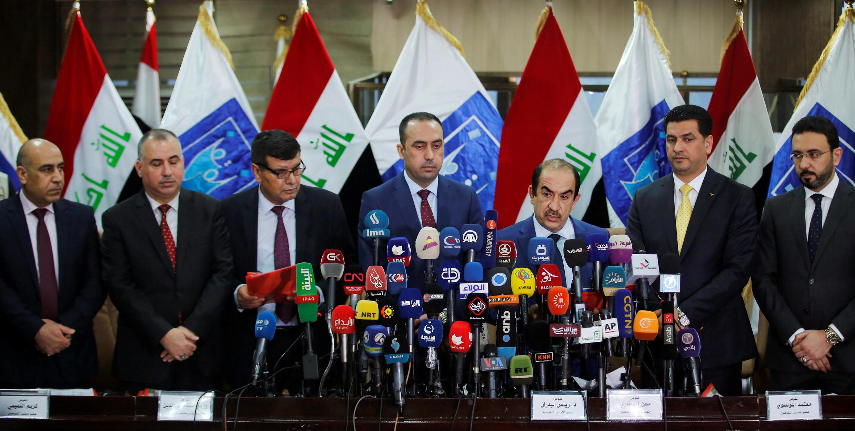 مسئولان کمیسیون انتخابات عراق