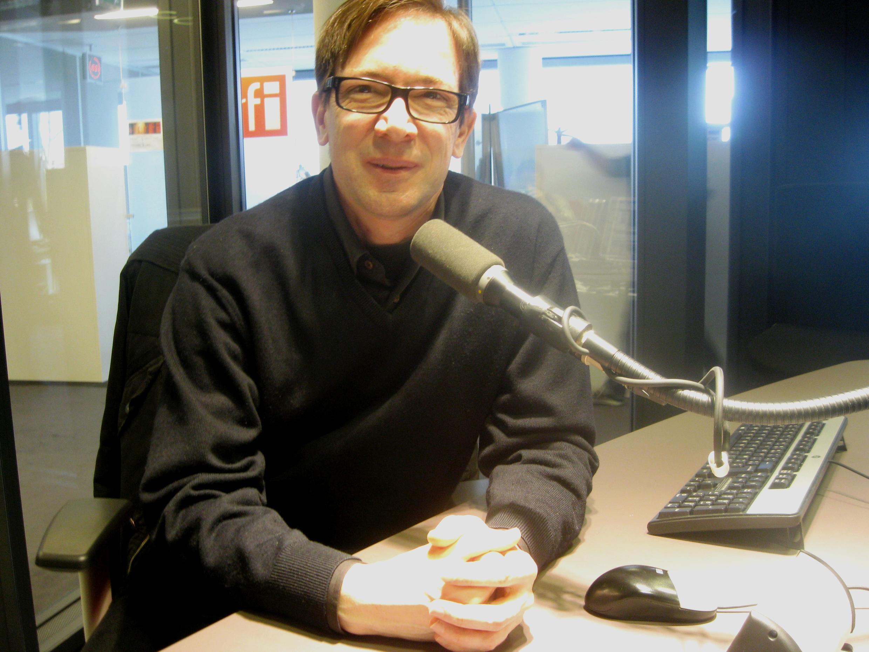 Emilio Ruiz Barrachina en RFI.