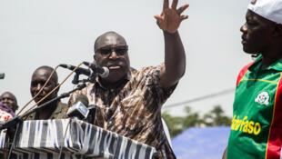 Zephirin Diabré hooreejo lumndiiɗo laamu Burkina Faso, kiɗɗo.