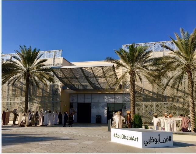 Abu Dhabi Art fair