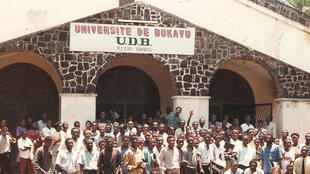 L'Université catholique de Bukavu.