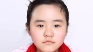 Trương An Ni, Photo courtesy of Human Rights in China