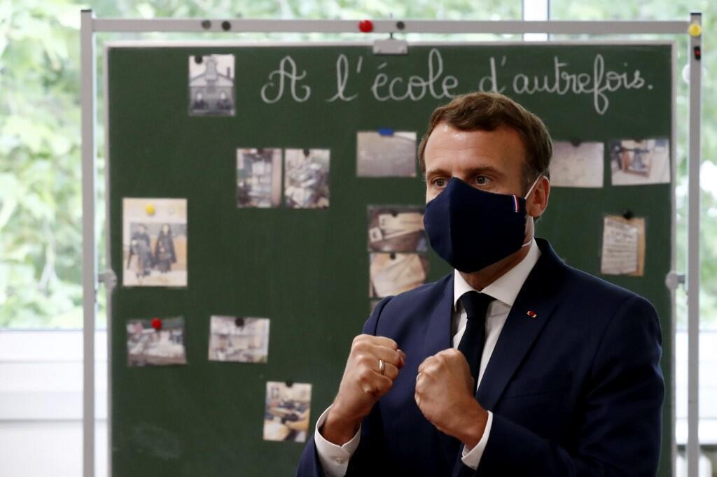 Macron - france