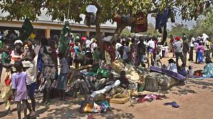 Ouganda - Soudan du Sud - Camp - Arua - 000_Par7757480
