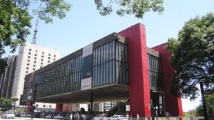 musée d'art de São Paulo