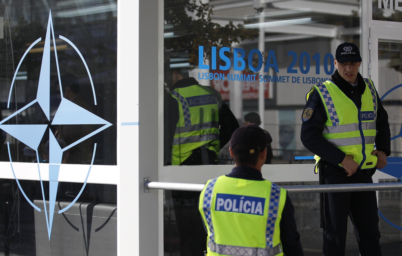 Sob forte esquema de segurança e protestos de ativistas, tem início nesta sexta-feira em Lisboa a cúpula da Otan.