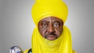 Daya daga cikin sarakunan gargajiya a Najeriya, sarkin Kano, Aminu Ado Bayero.