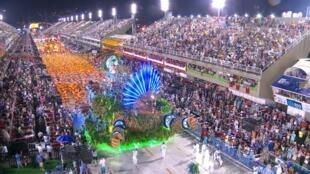 Desfile do Carnaval do Rio de Janeiro