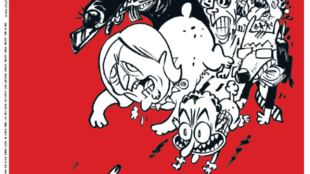 La Une de «Charlie Hebdo».