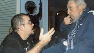 Novas fotos de Fidel Castro foram publicadas em jornais cubanos.