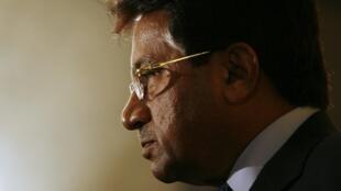 អតីតប្រធានាធិបតីប៉ាគីស្ថាន លោក Pervez Musharraf.