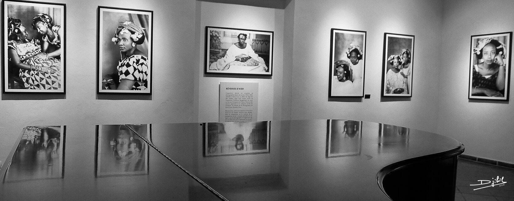 Le musée de la photo à Saint-Louis au Sénégal
