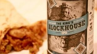 « The King Blockhouse », une bière artisanale Sud-africaine.