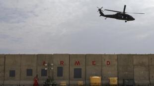 L'aéroport de Kaboul, le 18 août  2012.