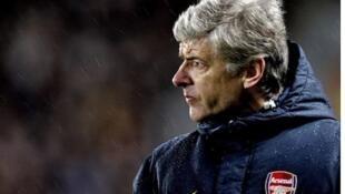 Arsene Wenger, kocha wa Arsenal, 31 disemba 2013