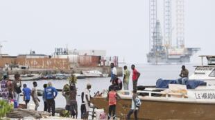 Le personnel de Satram Port-Gentil est en grève général depuis le 31 mai (photo d'illustration).