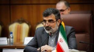 بهروز کمالوندی  معاون امور بینالملل و سخنگوی سازمان انرژی اتمی ایران