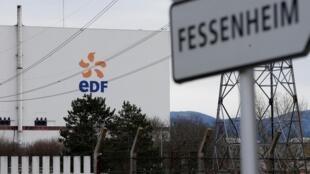Destaque na imprensa francesa para o desmantelamento das centrais nucleares francesas, após anuncio do fechamento da central de Fessenheim a mais antiga do país.
