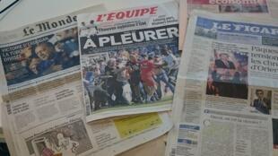 Diários franceses 17.04.2017