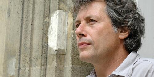 L'écrivain Alessandro Baricco, invité d'honneur de Italissimo, la première édition du festival de littérature et culture italienne du 7 au 10 avril 2016