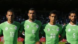 Kungiyar kwallon kafar Algeriya ta  Fennecs