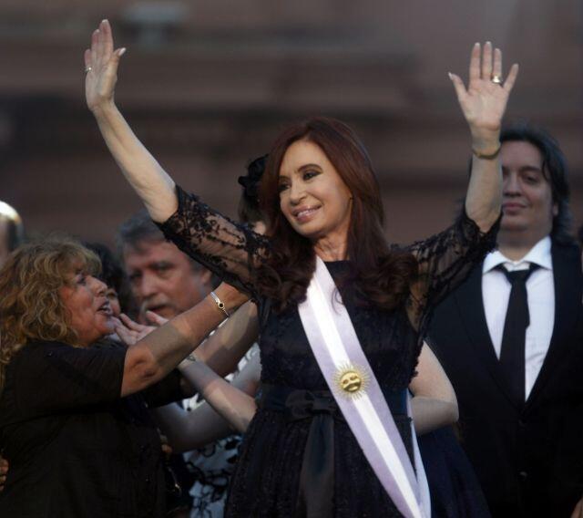 Shugabar kasar Argentina Cristina Fernández Kirchner