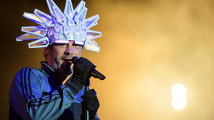 Social media was abuzz with posts pointing out similarities between Jay Kay and a rioter wearing a horned animal fur hat