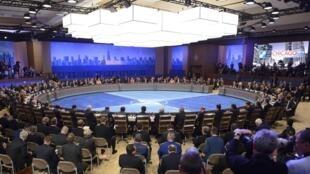 Taron shugabannin kungiyar Tsaron kwancen NATO