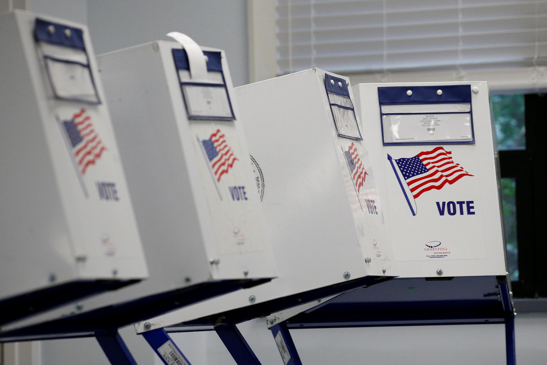 Bỏ phiếu bầu cử sơ bộ trong đảng Dân Chủ tại New York ngày 13/09/2018. Mỹ muốn ngăn chận Trung Quốc tác động lên bầu cử.