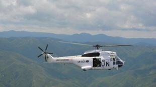 Ujumbe wa ukaguzi uliofanywa mwaka 2016 na Monusco katika maeneo duni ya DRC.