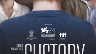 Jusqu'à la garde (Custody), filme francês em competição em Macau