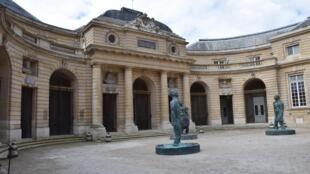 Le musée de la Monnaie de Paris. (illustration)
