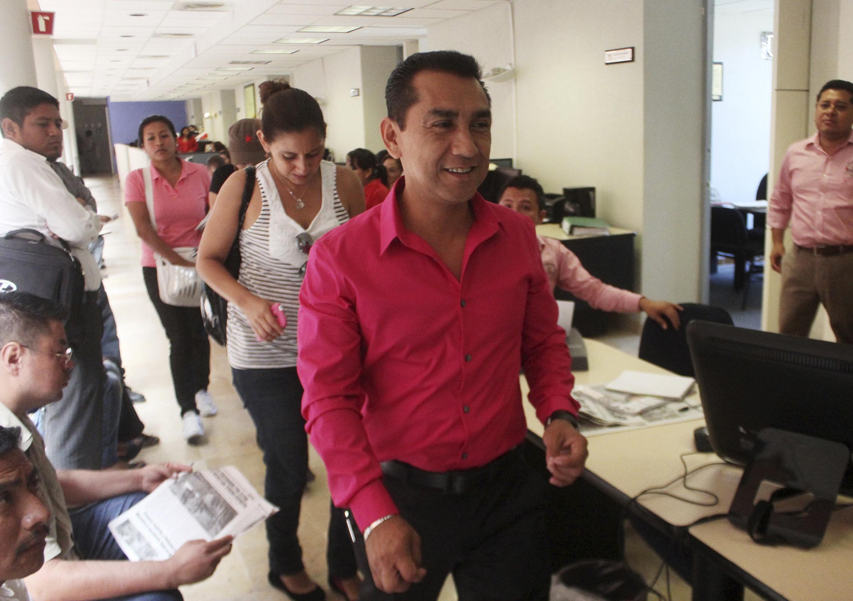 El ex alcalde de Iguala, José Luis Abarca.