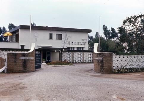 L'hôtel Impala où les six «assistants militaires techniques» ont été vus pour la dernière fois.