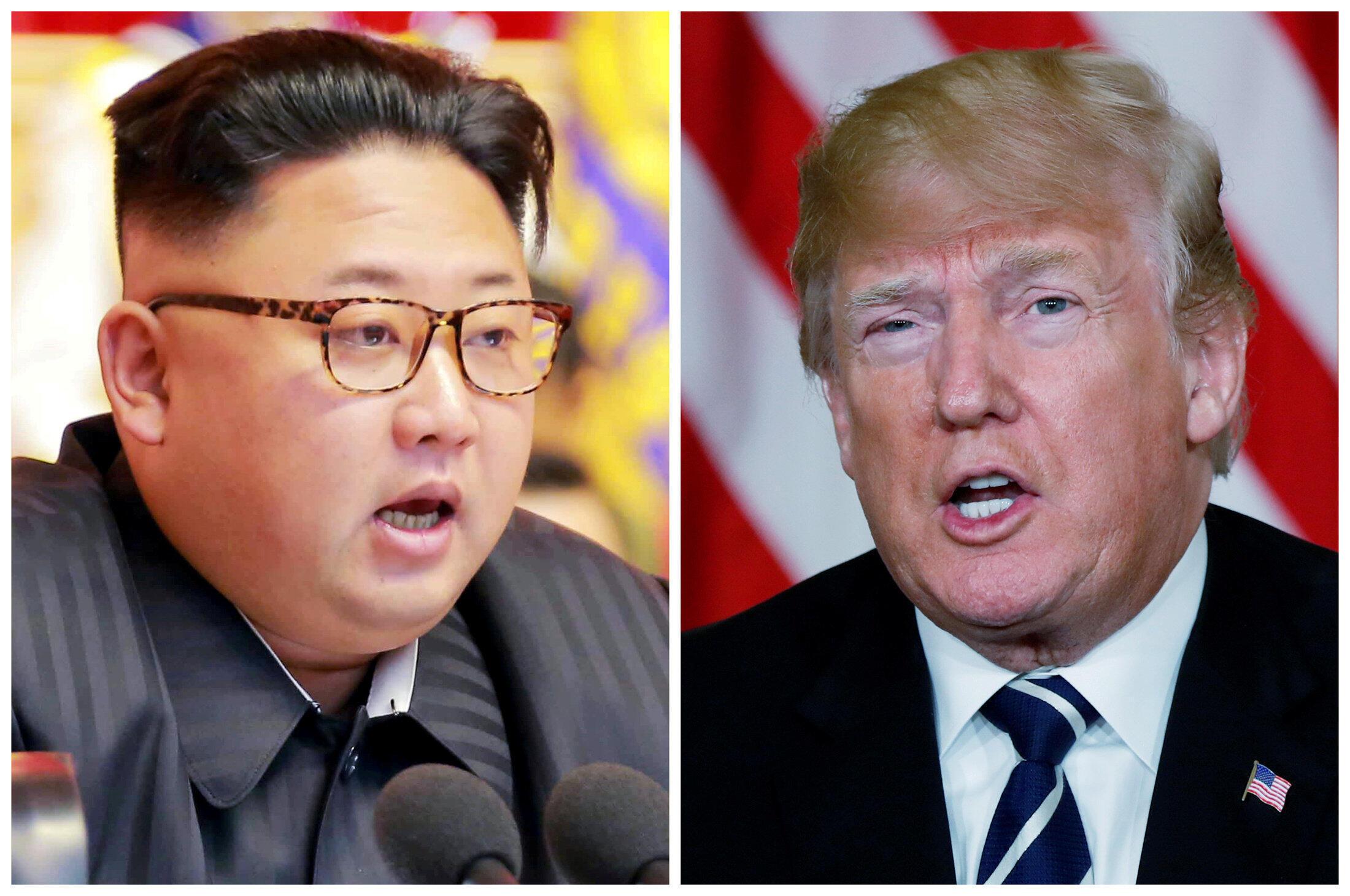 """""""El tiempo dirá si los resultados fueron buenos"""", tuiteó Donald Trump tras la Cumbre Intercoreana."""