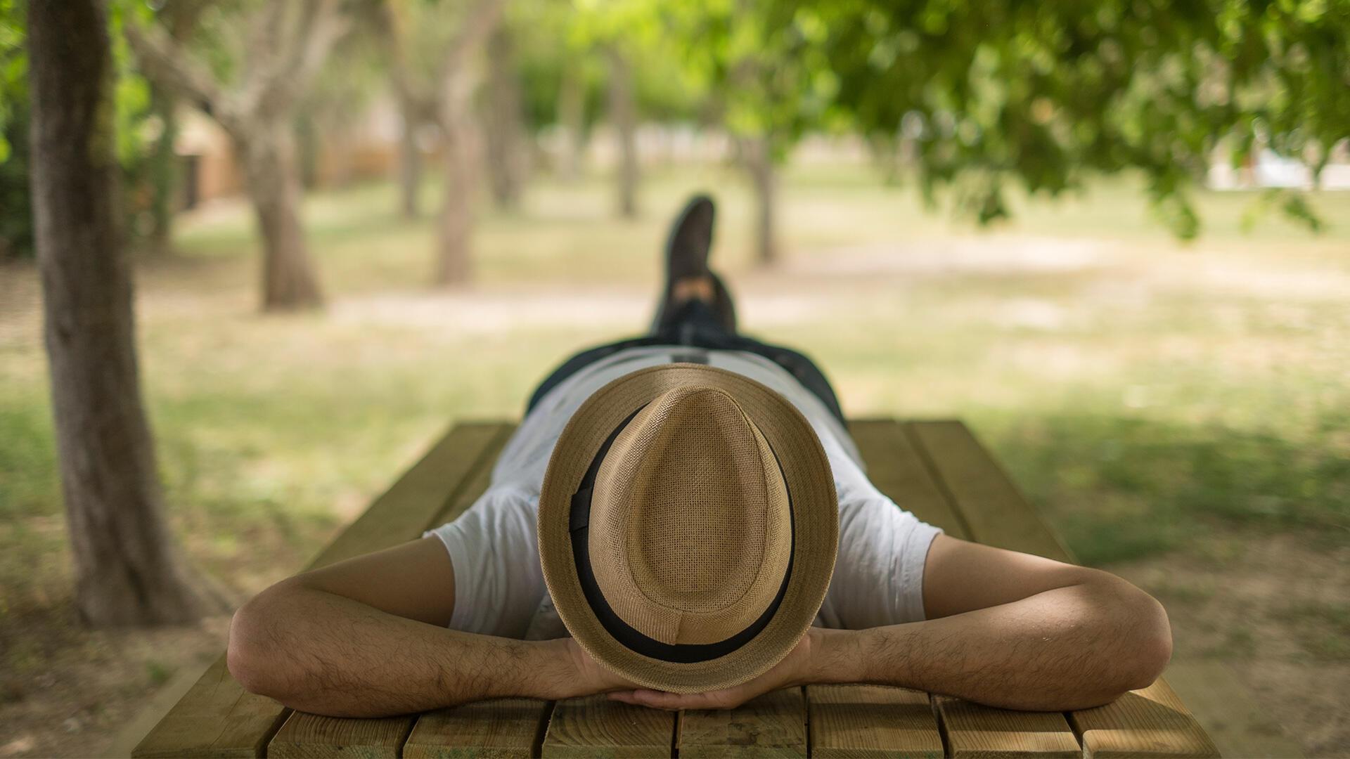 La sieste favorise un regain d'énergie ou une amélioration de l'humeur.