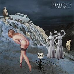 Tapa del disco 'Noche Primera'.