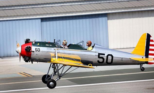 plane collection collector Loại máy bay mà nam tài tử Harrison Ford thích sưu tầm - DR
