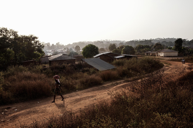 Garin Womey na kasar Guinée, a shekara ta 2015. (Photo d'illustration)