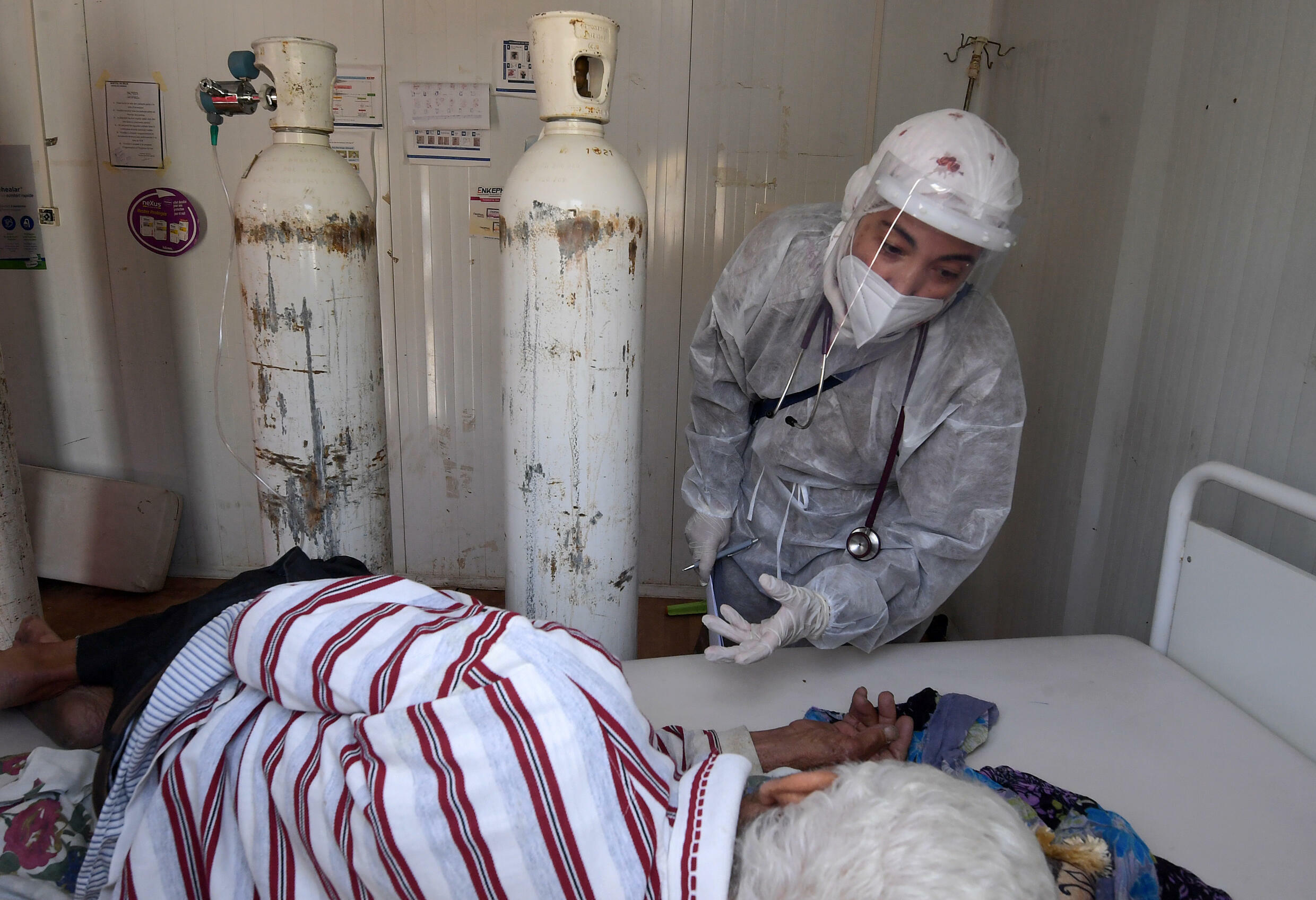 Image RFI Archive - Tunisia's crumbling health system