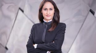 A regente ítalo-brasileira Simone Menezes.