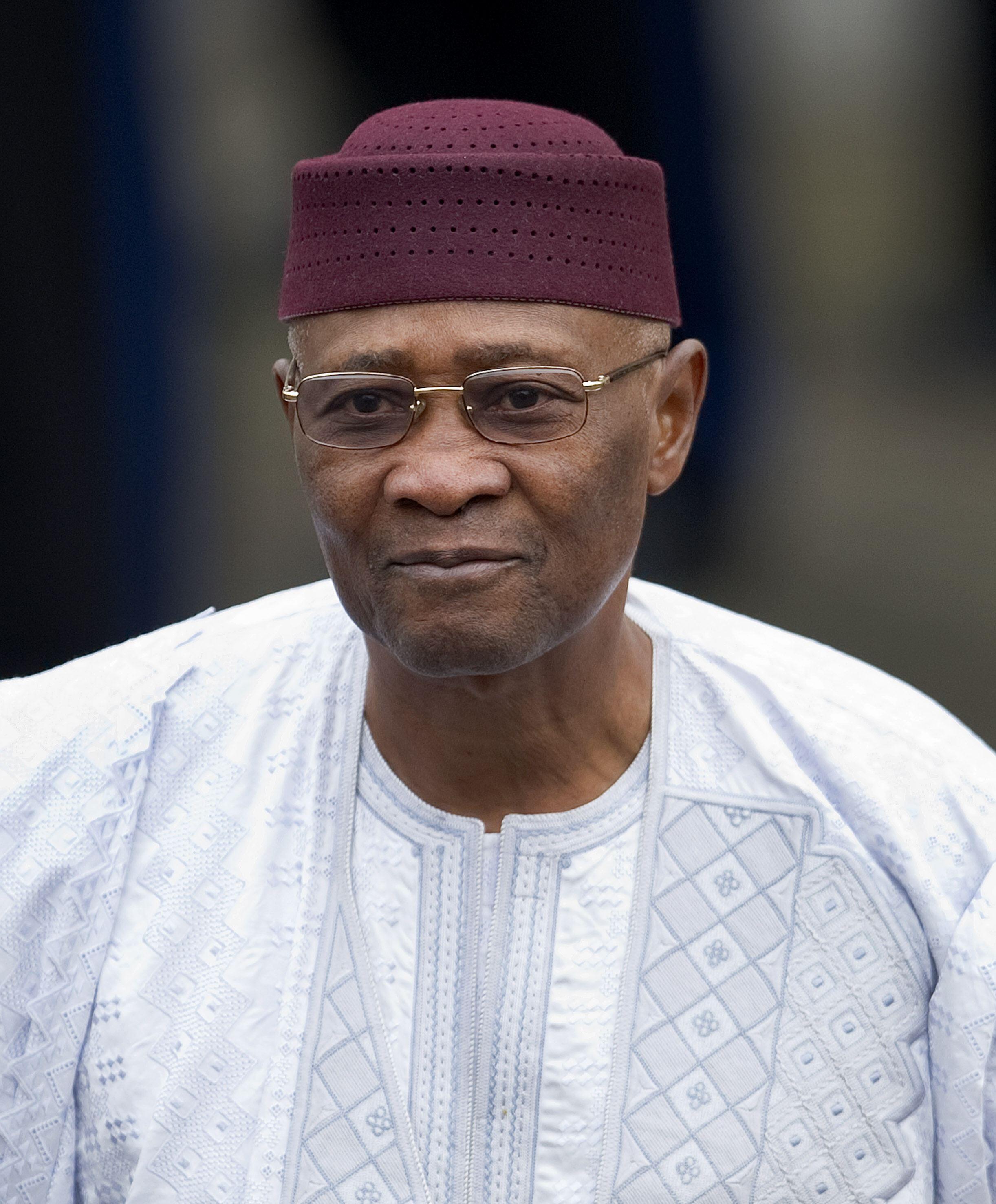 L'ex-président du Mali, Amadou Toumani Touré (image d'archives).