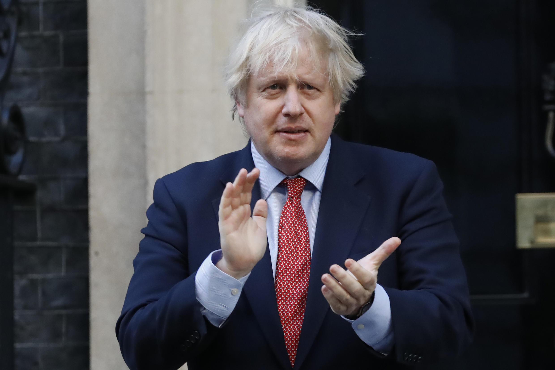 Britain's Prime Minister Boris Johnson has offered millions of Hong Kongers visas