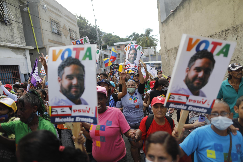 Venezuela Maduro législatives 2020