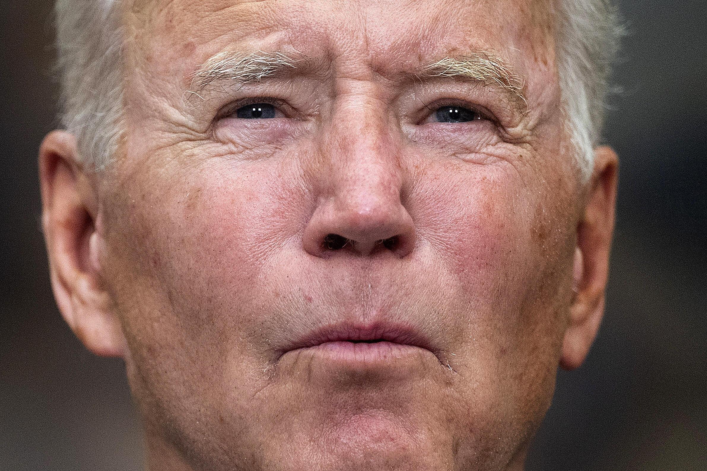 Joe Biden el 24 de agosto de 2021 en la Casa Blanca en Washington