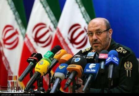 سردار حسین دهقان، از انتخابات ریاستجمهوری ۱۴۰۰ کنارهگیری کرد
