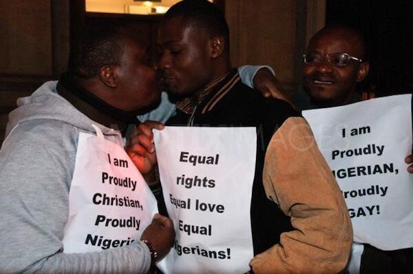 Baadhi ya wanaharakati wa Nigeria wanaotetea ndoa za watu wa jinsia moja